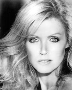 Donna Mills had perhaps the most amazing eyes in show business.