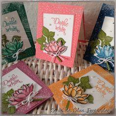 Sonia's Creation: In Colors - Dankeskarten