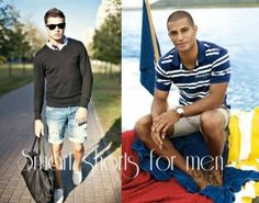 How To Choose Smart #Shorts For Men 'Smartly'