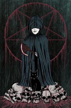 dead cape by Fay liu Fei, via Behance Illustration, Art, Character, Darth, Anime