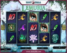 Enjoy a great slot machine and discover the hidden secrets in fantasy land!  Play The Land of Lemuria free slot by @microgaming at slotozills.com
