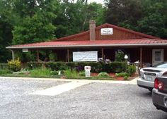 7. The Old CookStove - Danville