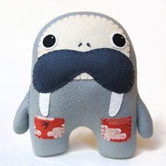 tooth fairy walrus?