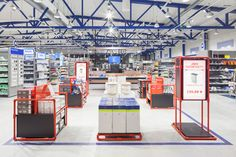 We created a new store concept for Onninen, one the leading wholesaler of…