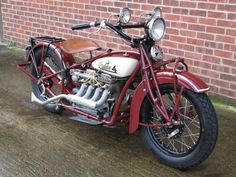 1931 Indian Four - 1300 ( 402 ) | Classic Driver Market