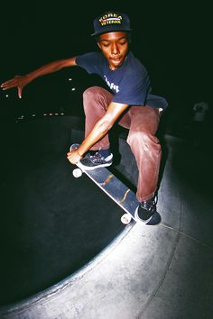 Unidentified skater . . .who looks like a boss.