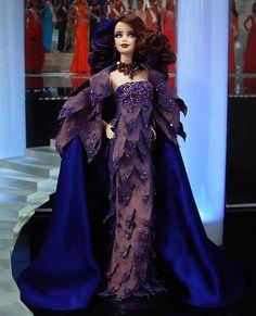 Miss Qatar 2013/14 by Ninimomo Dolls