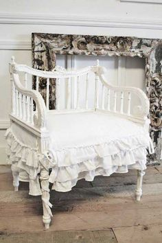 ❥ Beautiful and Shabby!