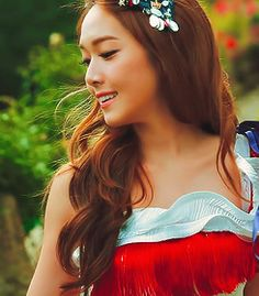 The love of my life <3 Jessica Jung - Snow White SNSD Girls' Generation