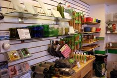 """Check out Greenward in Porter Square, carrying green and """"eco-modern"""" products."""