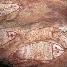 Kimberley, Australia rock art