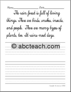 1000+ images about Handwriting on Pinterest | Thanksgiving writing ...