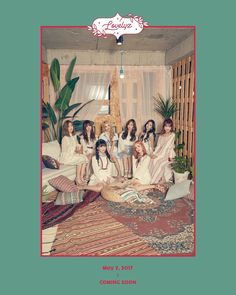 Lovelyz // Now, We