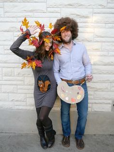 Couples' Halloween Costume Contest: Enter To Win A Trip For Two!   YourTango