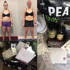 Cheers to @ashley___clarke for pushing me to be my best. When Ash said she was doing a 6 week challenge I jumped at the opportunity because 1. I needed a reset and 2. I love a bit of competition. I had no idea that I'd actually win this pretty awesome little fitness package! Since starting with Ash in July last year I've lost about 10kg gained some muscle and a now have a much better outlook on food and exercise. Hit her up of you are looking for an amazing PT in the #Brunswick area. I can't…