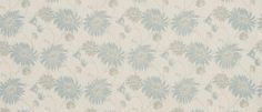 Kimono Duck Egg Floral Cotton/Linen Fabric at Laura Ashley