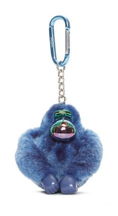 This playful monkey keychain is the perfect addition to any handbag, tote, or backpack. Lou's colorful iridescent face is sure to make you smile every tim. Your Smile, Make You Smile, Kipling Monkey, Iridescent, Backpacks, Make It Yourself, Color, Kipling Backpack, Colour