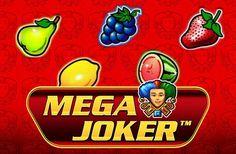 Mega Joker van Novomatic is zeker een fantastische spel! Dit is een 3D video gokkast, je zult het zeker leuk vinden! Mega Joker is een slotmachine met vijf reels, veertig winlijnen, speciale symbolen, bonus rondes een verdubbeling van uitbetaling.