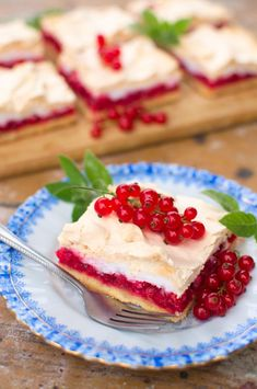 Polish Recipes, Polish Food, Cheesecake, Deserts, Food And Drink, Pudding, Cookies, Bakken, Crack Crackers