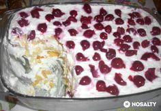 Érdekel a receptje? Hungarian Desserts, Hungarian Recipes, Hungarian Food, Cake Cookies, Biscotti, Crackers, Nutella, Tart, Good Food