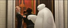 Let's See Your Best Baymax Fist Bump!