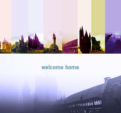 Hogwarts will always be there to welcome you home