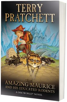 28/39 - Discworld - Terry Pratchett -  Finished!