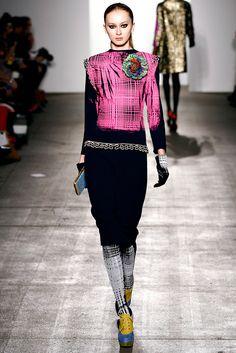 Libertine Fall 2011 Ready-to-Wear Fashion Show