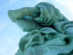 statue of liberty construction photos | STATUE OF LIBERTY QUIZ: HOW WELL DO YOU KNOW THE STATUE OF LIBERTY ...