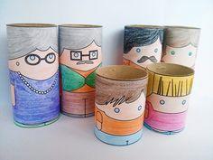 קבצים לפעילות יצירה לילדים - משפחה | אפונה - עיצובים לקטנטנים | מרמלדה מרקט