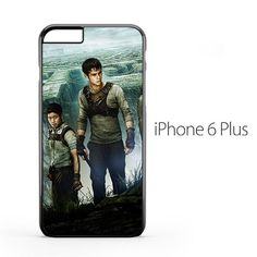 Maze Runner Duo iPhone 6 Plus Case
