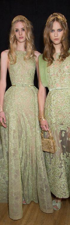 ♛ ♛ d e b u t a n t e d i a r i e s {Spoiled? Sure! Little Miss Debutante} Elie Saab FW 2015 couture
