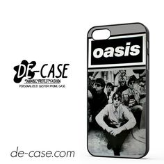 Oasis Black White Poster DEAL-8064 Apple Phonecase Cover For Iphone SE Case