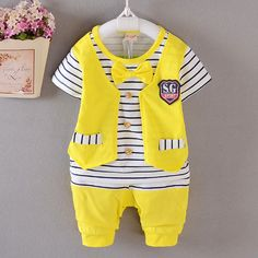 Find More Clothing Sets Information about BC Wholesale New 2016 Children's Clothing Striped T shirt With Tie & Bottom Boys Clothing Set Kids Summer Clothes,High Quality t-shirt back,China t-shirt long Suppliers, Cheap clothing orders from Blue Classic Boutique Kids'  Products  on Aliexpress.com