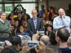Review: Microsoft chief Satya Nadella's first book, out on Sept. 26, offers a glimpse of how the company's third CEO has attempted to reinvigorate the company.