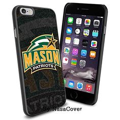 NCAA University sport George Mason Patriots , Cool iPhone 6 Smartphone Case Cover Collector iPhone TPU Rubber Case Black [By Lucky9Cover] Lucky9Cover http://www.amazon.com/dp/B0173BQA66/ref=cm_sw_r_pi_dp_IvQlwb0NKZXSR