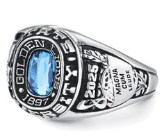 Showcase your college graduation, achievements, and memories with a college class ring. Explore Jostens custom college rings and jewelry that are sure to shine. Graduation Jewelry, Graduation Caps, Graduation Ideas, Jostens Class Rings, Sisters Presents, College Rings, College Classes, Happy Things