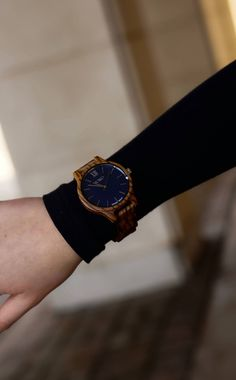 You can check out a range of women's JORD Wood Watches here, and men's JORD Wood Watches here. I've also included the direct link to the watch I'm wearing ...