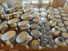 Local pottery in Buckow Germany, Pottery, Tableware, Ceramica, Dinnerware, Pottery Marks, Tablewares, Deutsch, Ceramic Pottery