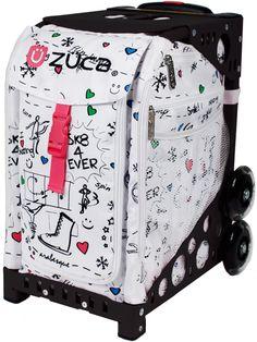 Zuca bag - love the new figure skater design!