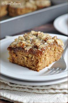 Oatmeal Cake – a moi