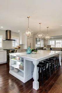 7 Great Kitchen Island Lighting Ideas In 2020 Interior Design