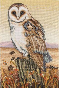 Owl Horizon - Cross Stitch Kit