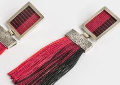 joyería textil - Buscar con Google