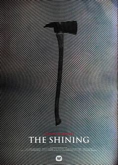 "Community Post: 39 Fan-Made Posters Of ""The Shining"""
