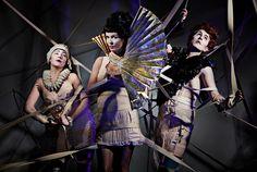 Set Design, Scarlet, Art Direction, Infinite, Punk, Winter, Style, Fashion, Stage Design