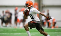 Justin Gilbert happy Steelers are giving him opportunity = PITTSBURGH — Justin Gilbert is getting a second chance. For that, he is thankful.  The cornerback was a major bust in his two seasons with the Cleveland Browns after they selected him in the first round with the.....
