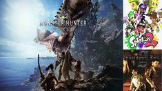 Monster Hunter World - Splatoon 2 - Resident Evil 0 Life Stream´s (Deuts...