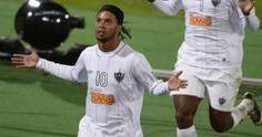 Ronaldinho ganó la Copa Libertadores con Atlético Mineiro el año pasado. (AFP)