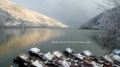 Being in Nainital during winters is one of the most exhibirating experince of a person's life. Walking hand in hand with your beloved around the cold dark waters of the lake in solitude that you can hear even sound of snow flakes falling on your shoulders - amd you begin to wonder if all the world is sleping in the glory of Winter -a moment to discover your inner self.